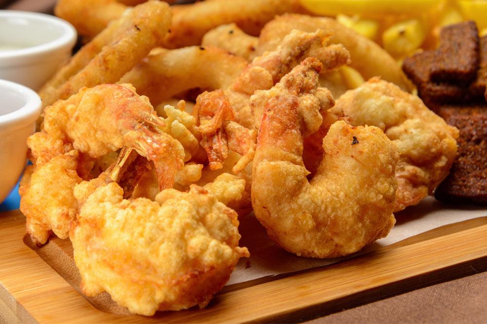 Seafood Breaders